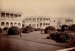 Government House, Guindy, Madras.